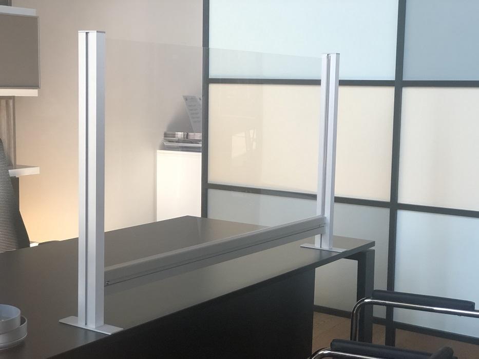 Schermo protettivo per scrivania - riganelli
