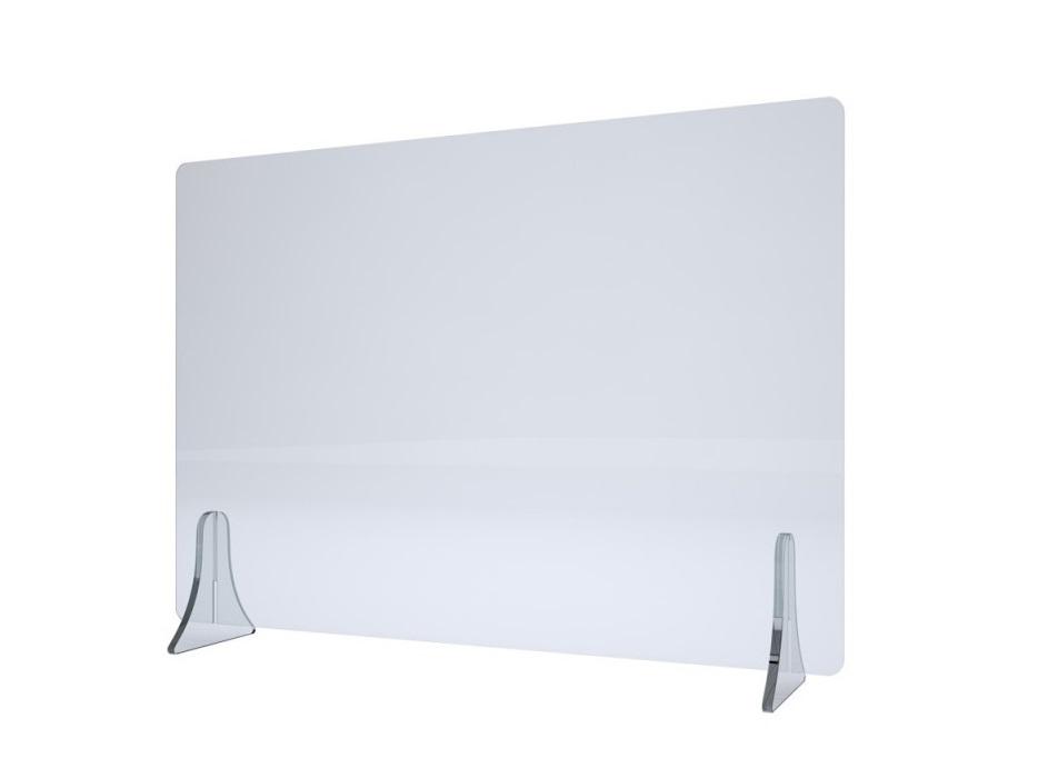 schermi protettivi per scrivania ufficio - riganelli