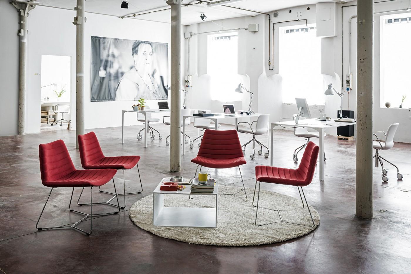 Ambiente polifunzionale: l'Ufficio che si trasforma