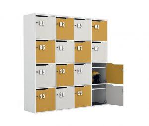 Lockers armadietti con serratura - riganelli