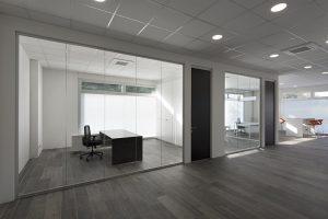 pareti divisorie e attrezzate per ufficio - riganelli