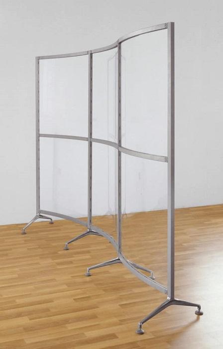 archimede safety divisorio trasparente - riganelli