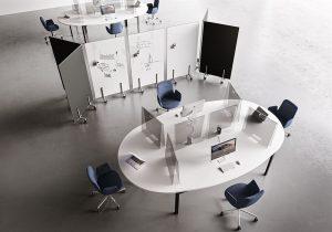 ufficio operativo per team dinamici - riganelli