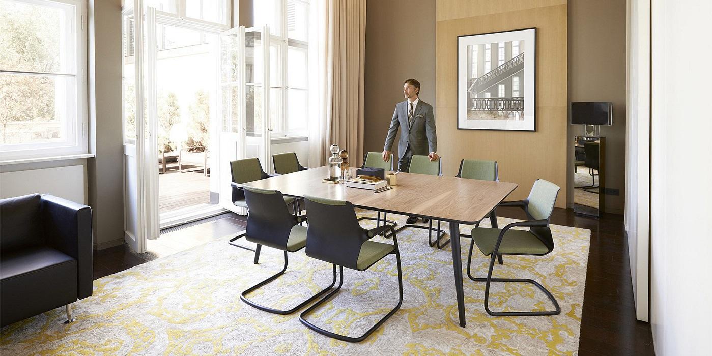 allright sedie per riunione -riganelli