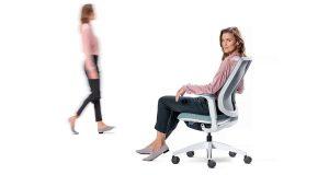 seduta per ufficio seflex -riganelli