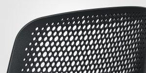 semotion dettaglio poltrona ergonomica di design sedus -riganelli