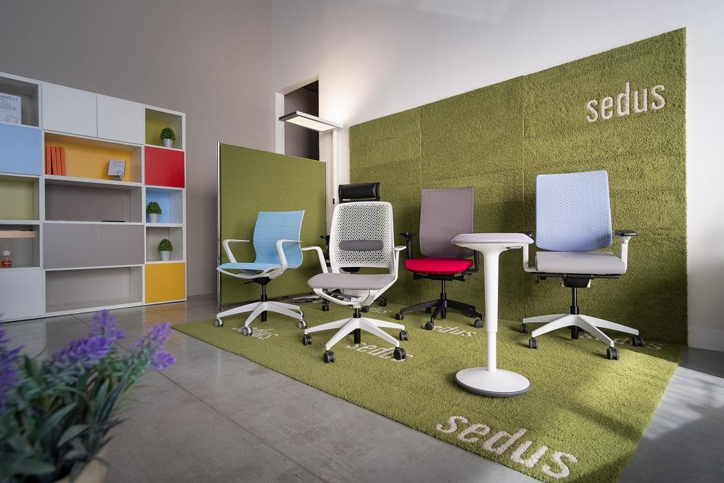 Riganelli è dealer ufficiale del marchio SEDUS