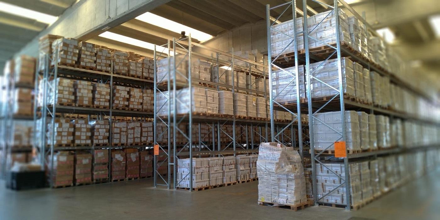 Riganelli scaffalature e logistica industriale dal 1965
