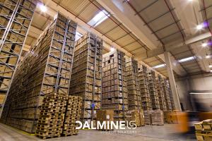 Scaffalatura industriale picking dalmine logistic solutions - riganelli rivenditore