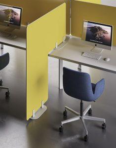 screens divisori scrivania da terra -riganelli