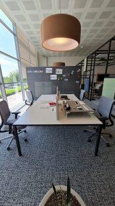 Multipostazione ufficio workspace - riganelli