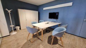 Sala riunione tavolo e sedie sedus - rivenditore riganelli