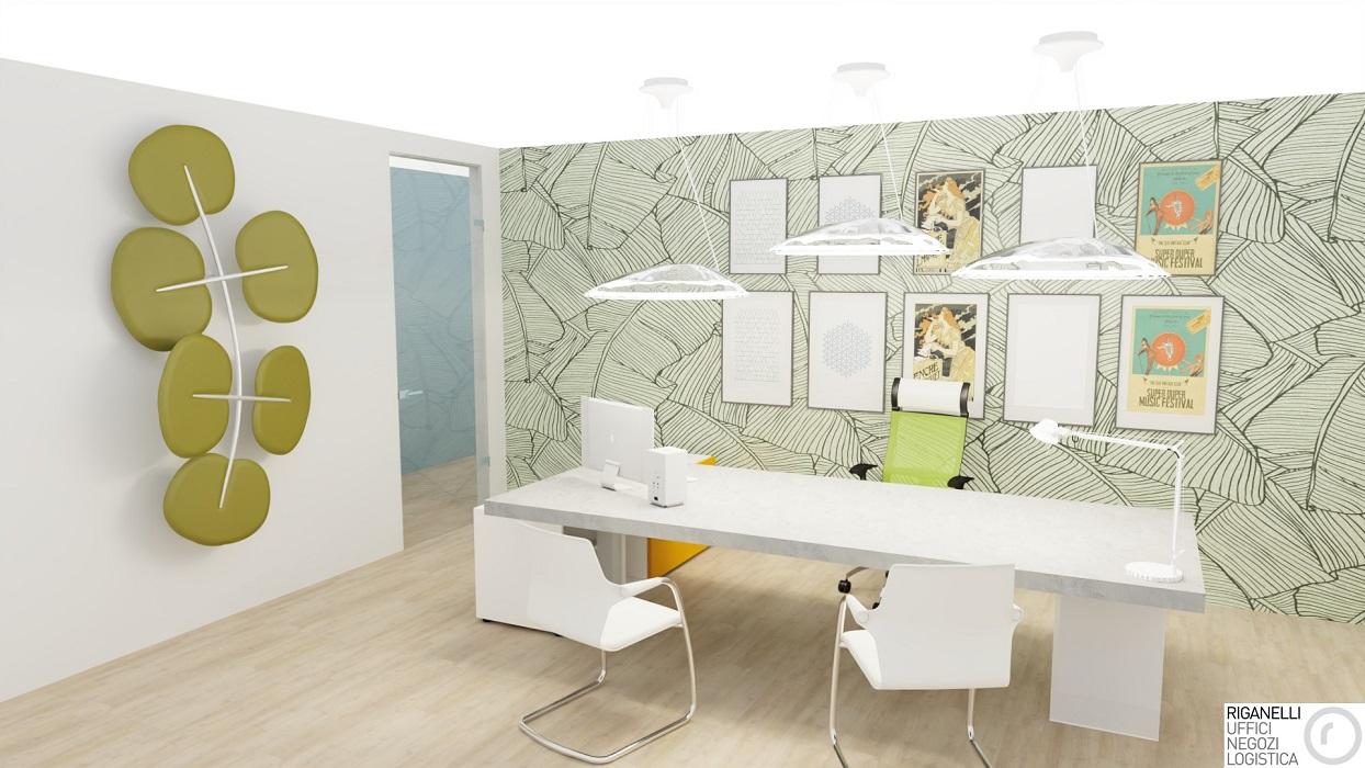 Progettazione uffici e spazi lavorativi