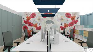 Riganelli progettazione uffici operativi coworking open space